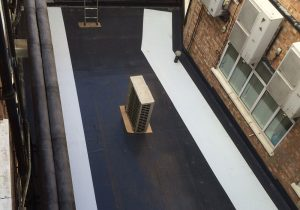 commercial liquid roofing