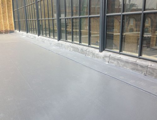 New Oxford Street, London | Commercial GRP Roofing | LAM GRP Lining