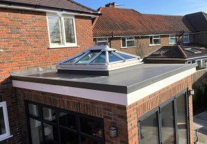 fibreglass roofing contractors
