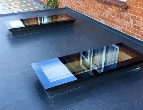 GALLERY : GRP Fibreglass Flat Roofing.