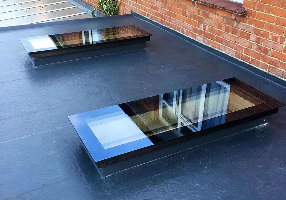 fibreglass roofing