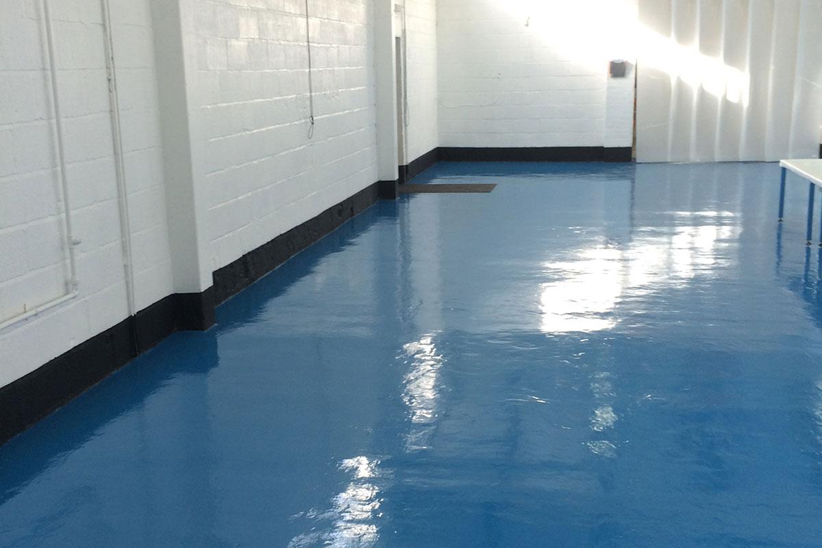 Factory Epoxy Floor Coating Philton Polythene Converters