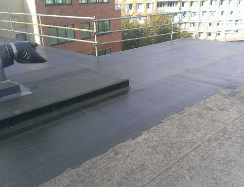Vodafone Data Centre | Liquid Roofing Solution | LAM GRP Lining