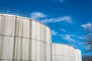 water storage tank grp lining