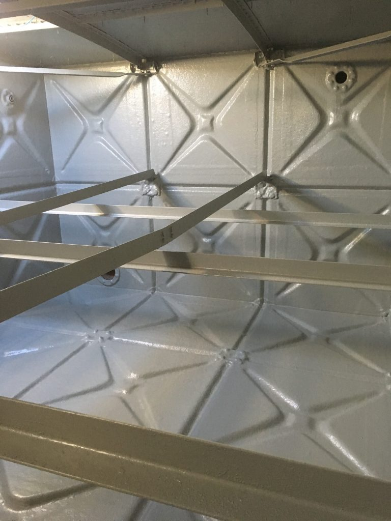 GRP Tank Lining and GRP Repairs | GRP Lining | LAM | Liquid Applied