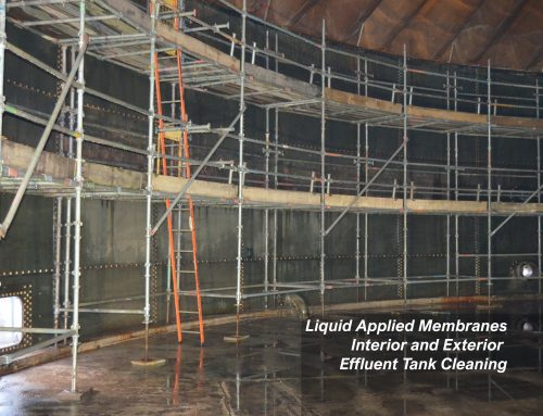 Condemned Effluent Tank Cleaning and Repair